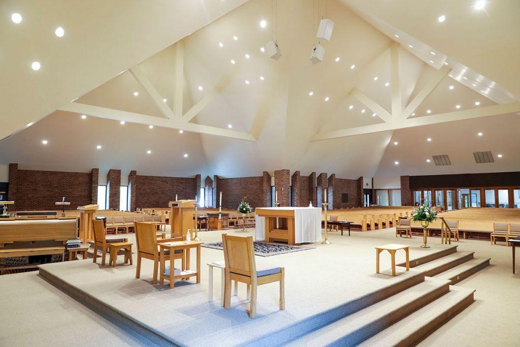 Religious Organization lighting